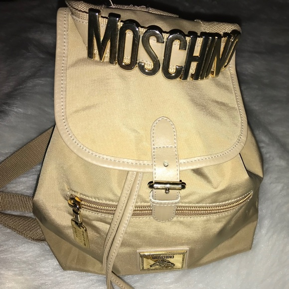579f110b9b MOSCHINO Made in Italy by Redwall Mini Backpack.  M_5abf7fcfd39ca23a17e3d062. Other Bags ...